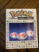 Pokemon Pokedex Collectors Edition
