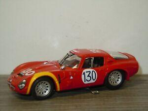Alfa Romeo TZ2 Racing - Best Model Italy 1:43 *40489