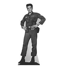ELVIS PRESLEY - ARMY - LIFE SIZE STANDUP/CUTOUT BRAND NEW - MUSIC 382