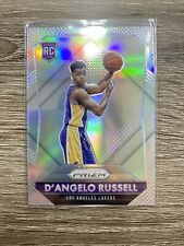 d'angelo russell  Silver prizm rc Psa 10?