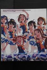 JAPAN The Idolmaster Animation Fan Book Backstage Master Special Edition
