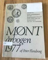 Montarbogen 1977 by Peter Flensborg - Printed 1977