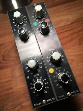 Decca Telefunken Stereo Shelving Eq Equalizer TELDEC Mastering EQ RARE