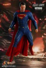 Hot Toys Mms465 Justice League Superman Henry Cavill (2 Headsculpt) MISB