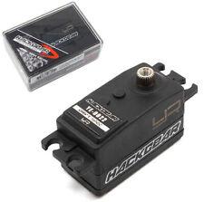 Yeah Racing Hackgear Drift Spec Low Profile Digital High Speed CL Servo Black