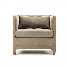 Zentique Vert Deconstructed Club Chair Cf223-1 513 C064/Aid010