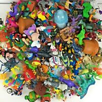 Lot 180+ Toys Action Figure Accessories Large Mixed Lot Toy Boy Girl Kid Gift