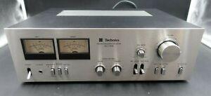 Technics SU 7300 Verstärker vintage highend amplifier