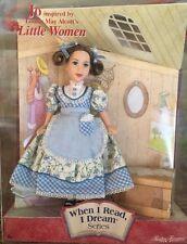 Mattel When I Read I Dream Jo Doll Little Women NIB New