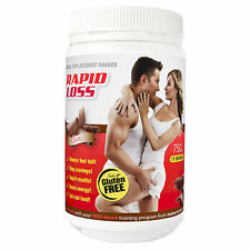 6 X Rapid Loss Chocolate Shakes 750g Meal Replacement for Weight Loss - CHEAPEST