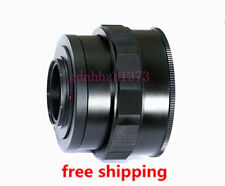 M65x1mm Screw to Sony E mount Adjustable Focusing Helicoid Adapter 24~38mm