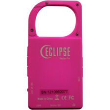 Eclipse Pink 4GB Digital Picture Frame Video Player Keychain with MP3 player