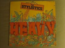 THE STYLISTICS HEAVY LP ORIG '74 AVCO PHILLY SWEET SOUL DISCO FUNK R&B VG+/NM