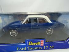 1 18 Ford Taunus 17 M Blue Revell 08818