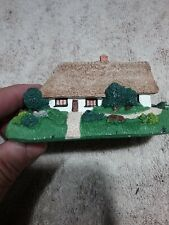 Vintage 1983 Milestone Collection Miniature Charles Lamb Cottage From The Uk