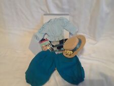 American girl doll Samantha Rare first Edition Bicycle outfit Htf