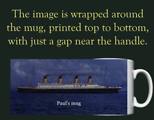 Titanic - Personalised Mug / Cup