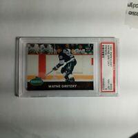 1991 Wayne Gretzky PARKHURST FRENCH #433  NM MT PSA 8