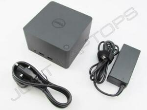 New Dell Latitude 5580 WiGig Wireless Docking Station Port Replicator Inc PSU