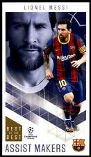 2020-21 Topps UEFA Champions League Best of the Best Soccer - Pick A Card
