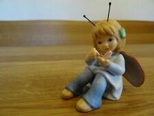 Glückskäfer Goebel 2 Figuren (mit Schlüssel, mit Schmetterling)