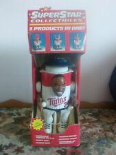 Minnesota Twins Kirby Puckett Rare Collectible Puppet Kooler