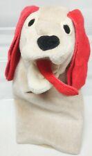 Baby Einstein Pavlov the Dog Hand Glove Puppet Baby Mozart Brown Red Ears Tongue