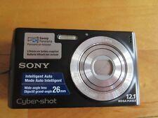 camera Sony cyber-shot DSC-W510 black