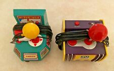 NAMCO MS. PAC-MAN & PAC-MAN PLUG N PLAY SYSTEMS - 5 GAMES IN 1 (BOTH TESTED)