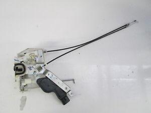 GENUINE 2010 Suzuki Alto,09~on GLX HATCH 1L LEFT/PASSENGER  REAR DOOR LOCK