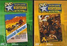 Lot de 2 DVDs -La Chevauché Fantastique - The Alamo-//John Wayne