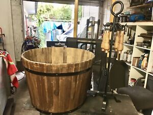Fireplace Wood Bucket And Tool Set Wood Heater Fire Place Poker Tools