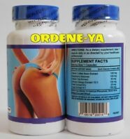 Bottom Buster 60 Capsules Firm Buttocks Gluteos Nalgas Pompis Sexy Body Up Lift