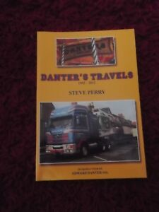 Danter's Travels 1952 - 2012 Book by Steve Perry