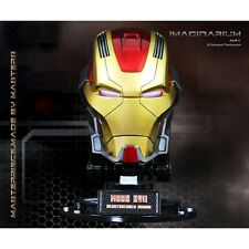 Imaginarium Iron Man Casque Helmet Mark 17 Heartbreaker Lifesize No XM Studios