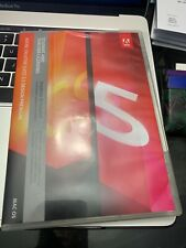 Adobe Design Standard CS5.5 Mac, will activate on two Macs, OS X GENUINE