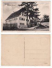Gerstetten presso Herbrechtingen U. Heiden casa, chiesa parrocchiale del 1910