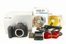 Canon EOS 10D 6.3 MP Digital SLR Camera - Black box #s379