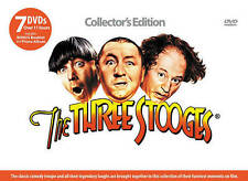The Three Stooges: Collectors Edition (DVD, 2011, 7-Disc Set)