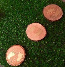 Fairy Stepping Stones Footprints Fairy Door Garden Accessory Miniature