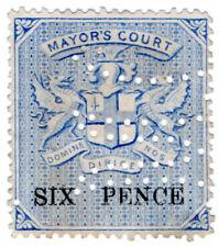 (I.B) QV Revenue : Mayor's Court 6d