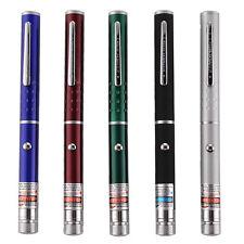 2in1 Red Light 450nm Laser Pointer Starry Stars Cap Laser Pen Stage Light