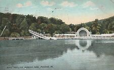 LAM (Q) Reading, PA - Band Pavilion - Pendora Park - View from Water