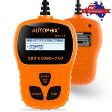 OM121 Car Automotive Scanner OBD2 EOBD Code Reader OBDII Diagnostic Scan Tools