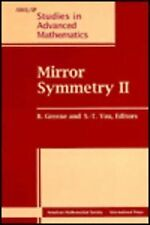 AMS-IP Studies in Advanced Mathematics: Mirror Symmetry II (Hardcover)