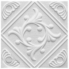 20 Qm Pannelli per Soffitto di Polistirolo Decorativi Eps Deckenfliesen 50x50cm