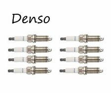 NEW 8-Pieces DENSO SK20HR11 Iridium Long Life Spark Plugs BMW Toyota Volvo Saab