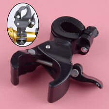 360° Rotation Torch Clip Mount Bicycle Bike Light Flashlight Holder Bracket