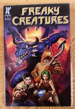 Freaky Creatures; Abandon #1; 2008