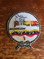 2007 World Jamboree Venezuela Delegacion Scouts WSJ UK 4E-180A